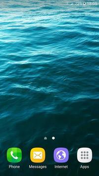 Wallpapers Ocean poster