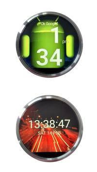 OpenGL Watch Faces poster