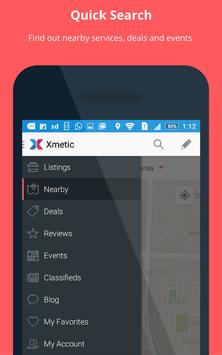 Xmetic screenshot 2