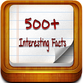Interesting facts 500+ icon