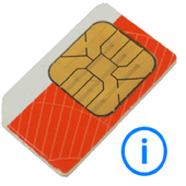 SIM Card Details icon