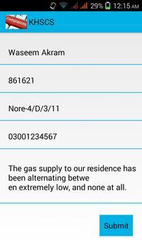 Karsaz Society Complain System screenshot 3