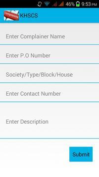 Karsaz Society Complain System screenshot 1