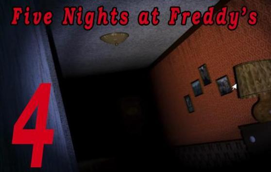 New Five Nights at Freddy's 4 Tips screenshot 5