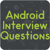 android interview questions icon