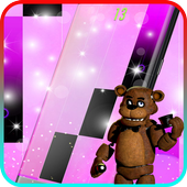 Five Nights at Freddy's Song Piano Game icon