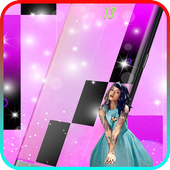 Melanie Martinez Piano Tiles icon