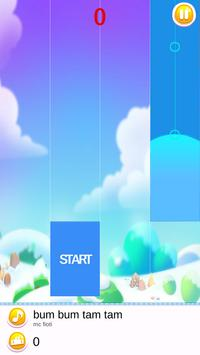 Melanie Martinez Piano Tiles screenshot 3