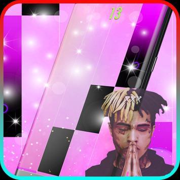 XXXTentacion Piano Tiles Game Challenge 2018 poster