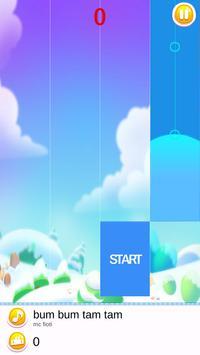 XXXTentacion Piano Tiles Game Challenge 2018 screenshot 3