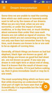 Ancestors Dream Interpretation poster