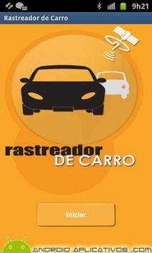Rastreador de Carro Gratis poster