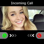 Fake Call Prank - Fake Call 2 icon