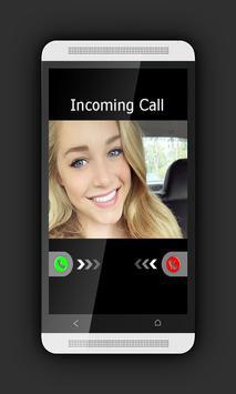 Fake Call Prank - Fake Call 2 screenshot 1