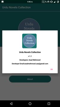 Urdu Novels Collection screenshot 6