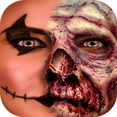Zombie Face Changer Pro icon