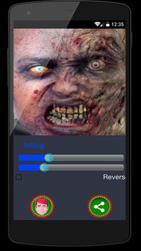 Zombie Face Changer Pro screenshot 1