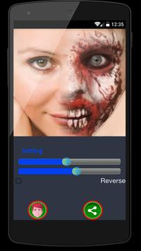 Zombie Face Changer Pro screenshot 3