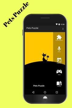 Puzzle Pets Games poster