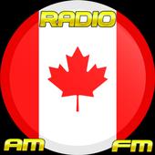 Radio Canada - AM Radio FM Radio icon
