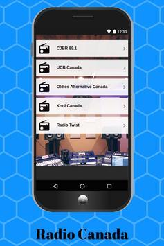 Radio Canada - AM Radio FM Radio apk screenshot