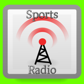 Sports Radio Stations for Free icon