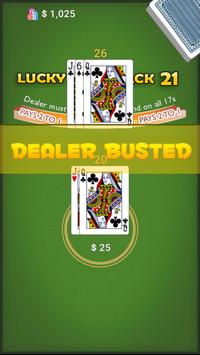 Lucky Blackjack 21 screenshot 5