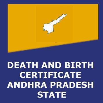 DEATH AND BIRTH CERTIFICATE ANDHRA PRADESH poster