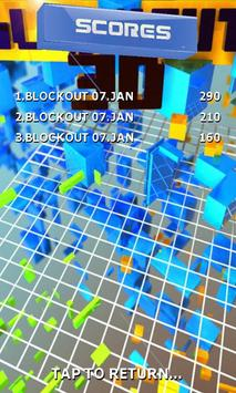 Blockout 3D FREE apk screenshot