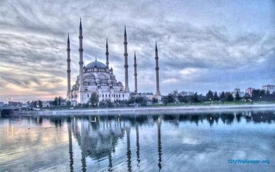 Mosque HD Wallpaper screenshot 3