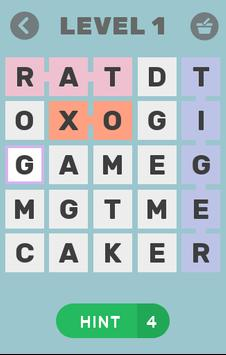 Find Words With BB poster