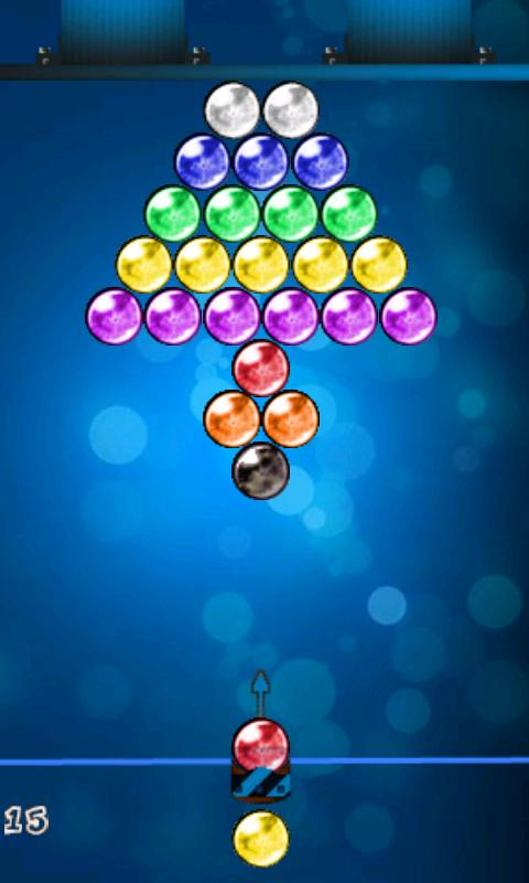download game bubble shooter gratis