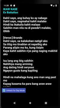 Ikaw Kase Lyrics poster