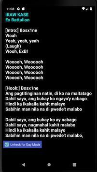 Ikaw Kase Lyrics screenshot 1