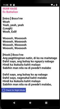 Ikaw Kase Lyrics screenshot 2