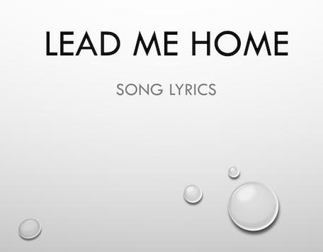 Lead Me Home poster