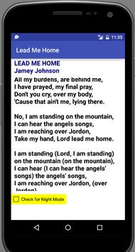 Lead Me Home apk screenshot