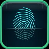 Fingerprint Age Scanner Real Prank 2018 icon