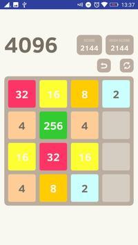 2048 4096 Classic screenshot 2