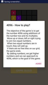 2048 4096 Classic screenshot 3