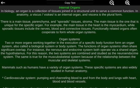 Órganos 3D (anatomía) Descarga APK - Gratis Medicina Aplicación para ...