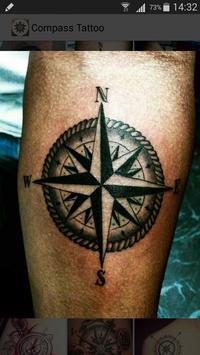 Compass Tattoo apk screenshot