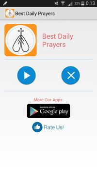 Best Daily Prayers poster