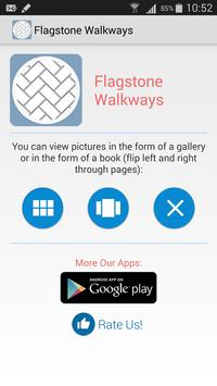 Flagstone Walkways poster