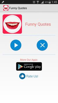 Funny Quotes apk screenshot