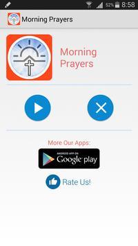 Morning Prayers poster