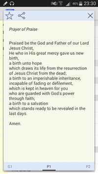 Praise Prayers poster