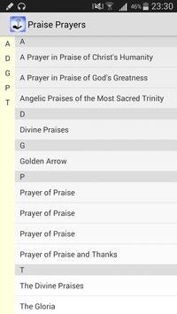 Praise Prayers apk screenshot