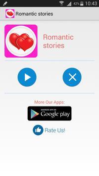 Romantic stories apk screenshot