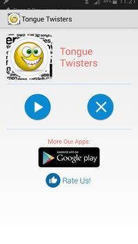 Tongue Twisters poster